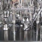 10ml gotas para los ojos pequeña botella de perfume máquina de llenado precio