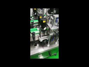 máquina automática de desinfección de manos de llenado de botellas de alcohol de 30 ml