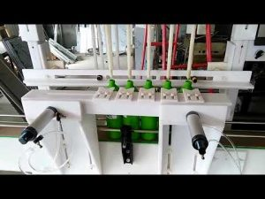 Máquina automática de llenado de líquidos desinfectantes de ácido hipocloroso de venta caliente
