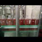 máquina de llenado de aceite de oliva automático