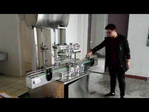 máquina de llenado de cosméticos, máquina automática de llenado de jabón líquido de pasta de pistón