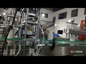 máquina de llenado de fertilizantes de aminoácidos líquidos