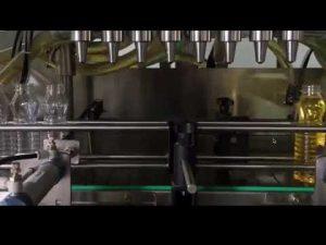 máquina automática de llenado de aceite de palma, llenado de aceite de palma