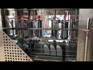 máquina automática de llenado de grasa lubricante