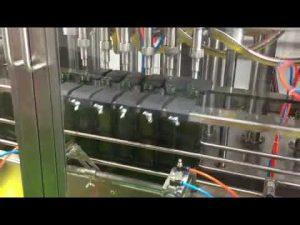 fabricantes automáticos de máquinas de llenado de aceite de mostaza de pistón