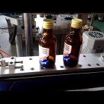 máquina autoadhesiva de etiquetado automático de botellas redondas