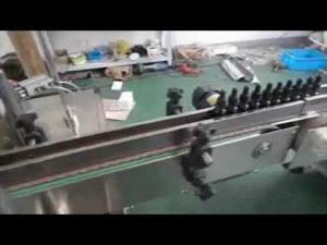 Máquina de llenado y llenado de botellas de esmalte de uñas de 5 ml