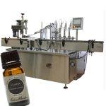 máquina automática de embotellado de jarabe