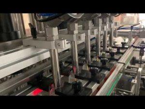 máquina automática de llenado de la industria de la miel