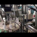 máquina de llenado de desinfectante líquido, máquina de llenado de desinfectantes de etanol