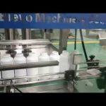 máquina de llenado de botellas de detergente para ropa, línea de producción de detergente líquido para lavado