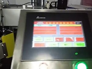 máquina automática de impresión de etiquetas computarizada máquina de etiquetas de bolsas de plástico