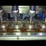 máquina de llenado de botellas de detergente líquido completamente automática de ventas directas de fábrica