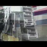 Máquina automática de llenado de aceite vegetal de aceite de cocina, máquinas de llenado de pistones accionados por cilindro