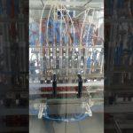 máquina de llenado de botellas para mascotas de aceite comestible líquido volumétrico