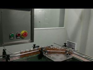 mermelada de fruta automática botella frasco salsa de pasta lavado llenado tapado máquina de etiquetado