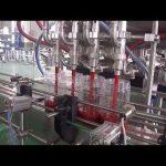 máquina automática de llenado de botellas de aceite de palma
