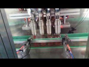 fabricante automático de la máquina de llenado de salsa de tomate, salsa de chile, yogurt, pasta de mermelada