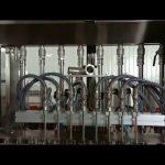Venta directa de fábrica de pistón lineal salsa líquida especias botella de llenado máquina tapadora