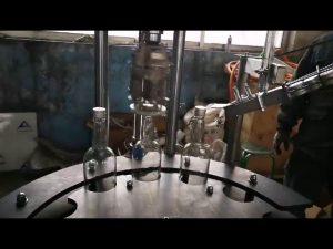 máquina automática de tapado y sellado de tapas de aluminio ropp comercial