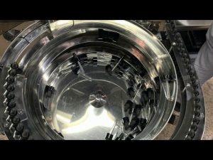 máquina manual de llenado y taponado de botellas cbd de mano