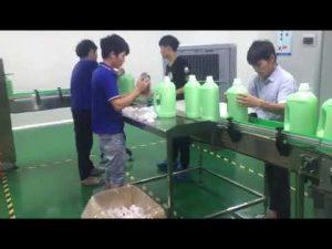 precio de la máquina de llenado de champú líquido de lavado