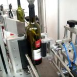 etiquetadora automática de doble cara y botella redonda de alta velocidad