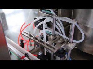 máquina automática llenadora del aceite de cáñamo del cbd de la botella del esmalte de uñas en venta
