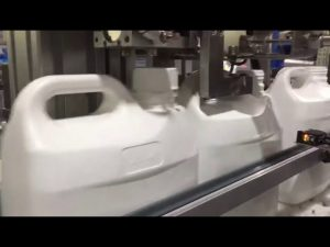 máquina automática de llenado digital de 4 boquillas de líquido y crema