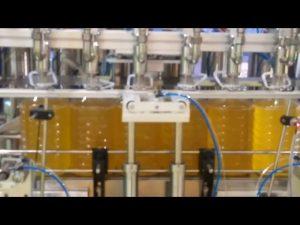 aceite de palma, aceite de soja, máquina de llenado de aceite de cocina