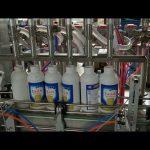 bomba de control digital automática máquina de llenado de líquido de aceite de oliva de perfume