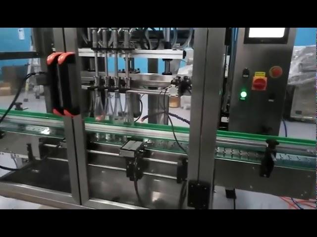 línea automática de producción de mermelada de frutas máquina de llenado y máquina de llenado de raciones