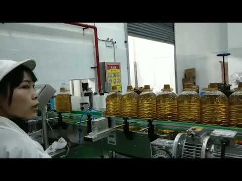 Lubricante mobil motor bomba de coche hidráulico bomba de aceite llenado línea de producción máquina