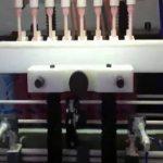 botella de plástico anticorrosiva limpiador de inodoro blanqueador máquina de llenado de ácido
