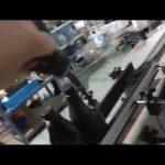 máquina de tapado de ropp de botella de vidrio recto en línea automática